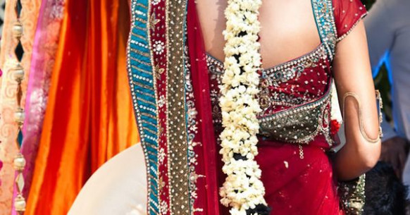 South indian bride hair style | bride kondai | Pinterest ...