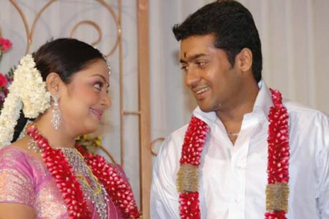 South Indian Celebrities Wedding Photos – South India Fashion