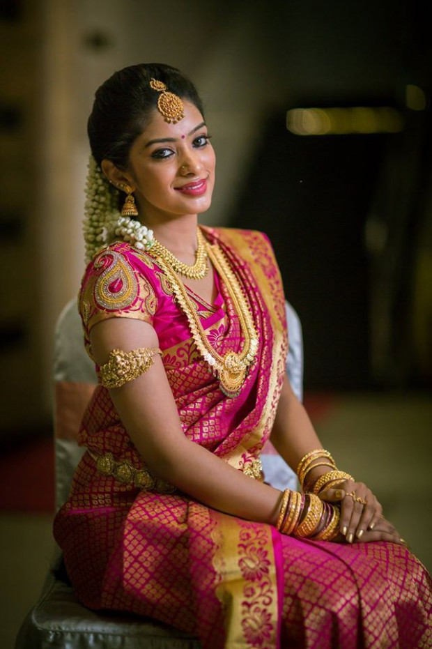 South Indian Engagement Photos | South Indian Bride ...