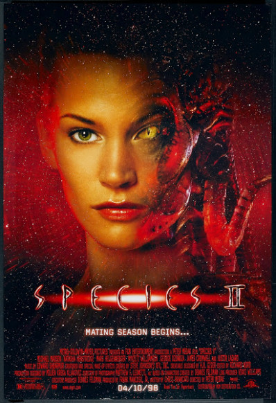 Species II | 1998 | In Hindi | hollywood hindi dubbed ...