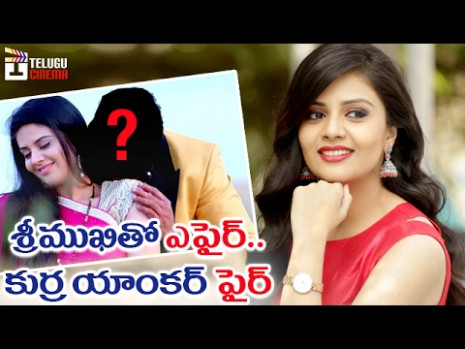Sreemukhi Affair with Anchor Ravi? | 2017 Tollywood ...