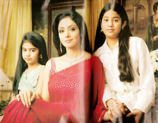 Sridevi with family | PINKVILLA