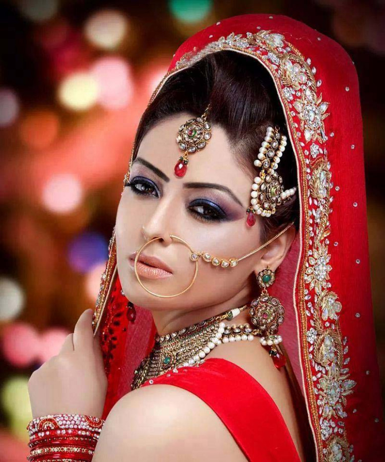 Stani Bridal Eye Makeup Step By Step Images - Makeup ...