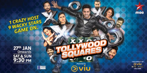 Star Maa, Viu team for Tollywood Squares game show launch ...