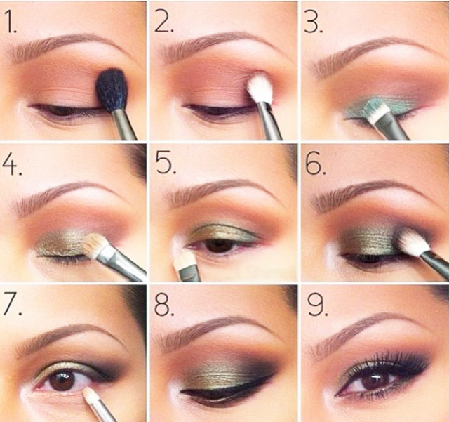 Step By Step Procedure For Eye Makeup - Mugeek Vidalondon