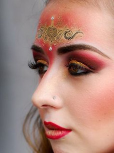 Storms Bollywood themed hens night on Pinterest ...
