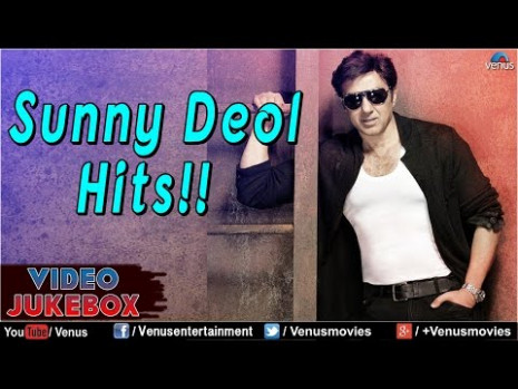 Sunny Deol Hits : Bollywood Blockbuster Songs || Video ...