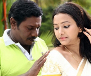 Swetha Basu Hot in karunas Chandamama