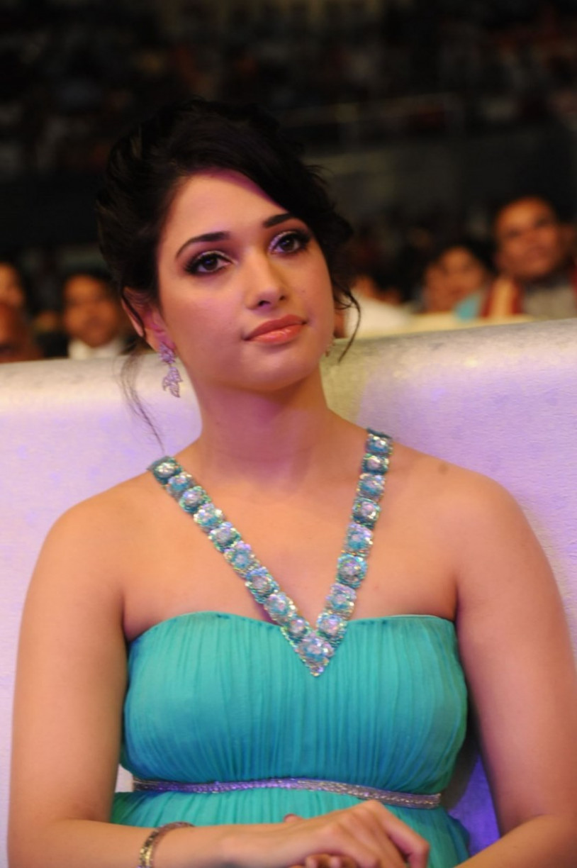 Tamanna Latest Stills At Tollywood Entertainment Channel ...