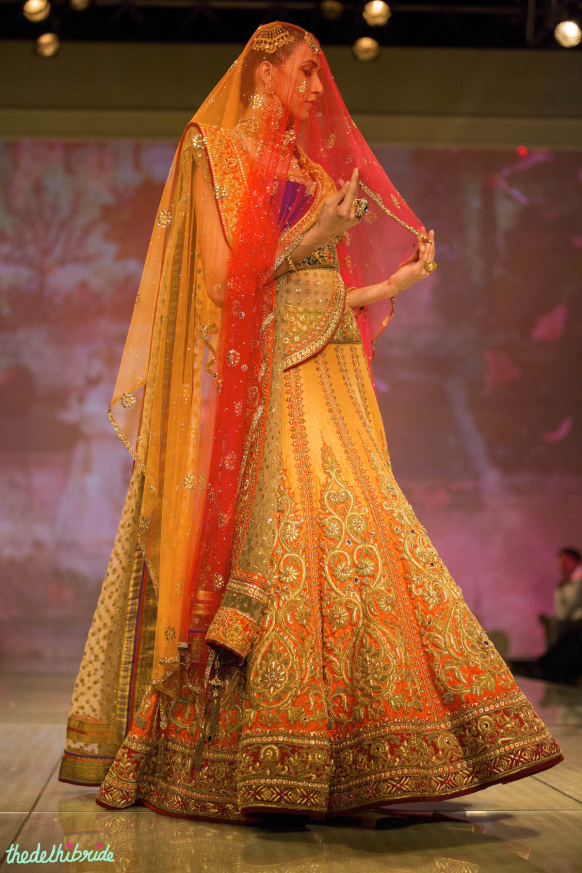 Tarun Tahiliani at India Bridal Fashion Week 2014 – An ...