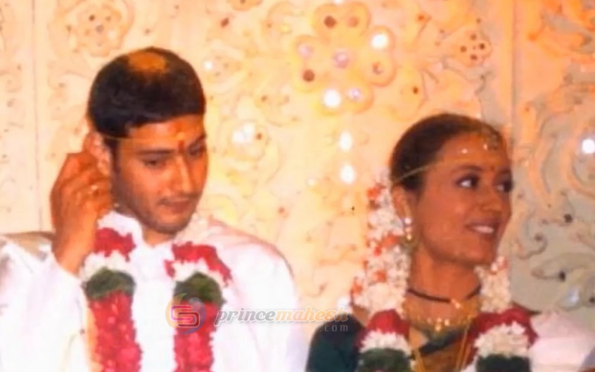 Telugu Actor Mahesh Babu Marriage Photos | www.imgkid.com ...