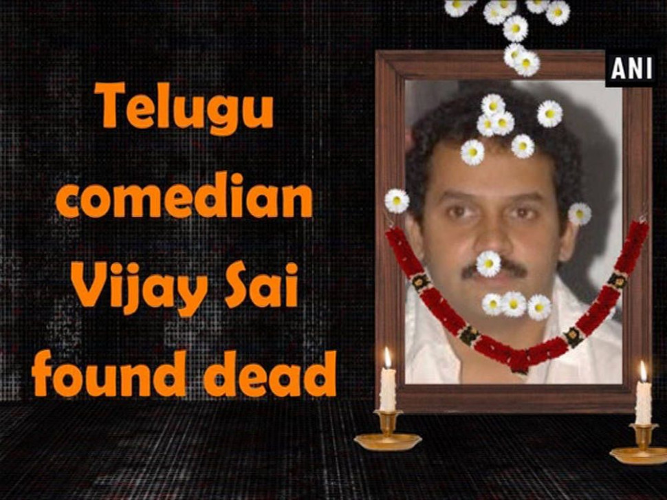 Telugu comedian Vijay Sai found dead [Video]