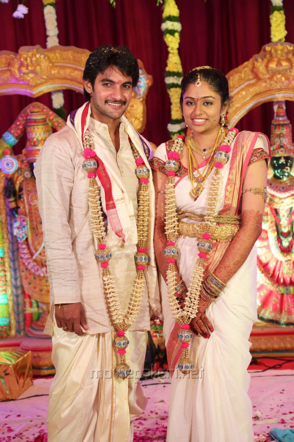 Telugu Heroine Soundarya Marriage Photos | www.pixshark ...