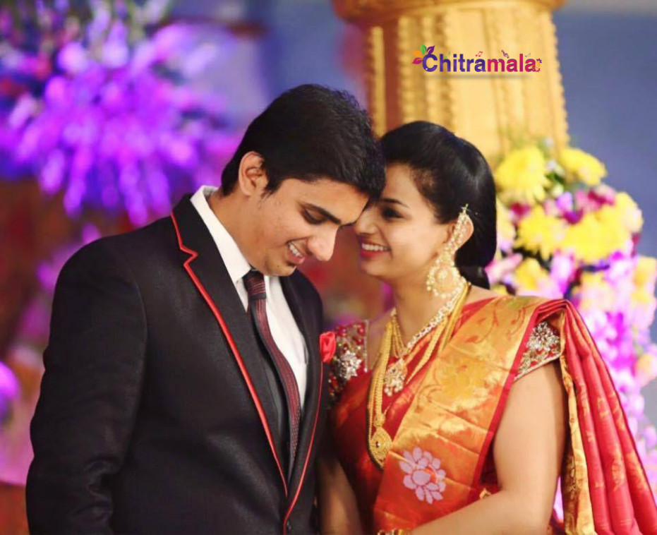 Telugu Singers Marriage Photos