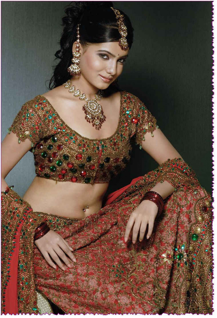 TELUGU WEB WORLD: TRADITIONAL SAMANTHA TOLLYWOOD NO.1 ...