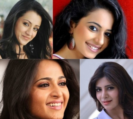 Ten Top Ranked Film Actresses Of Tollywood Of 2015 ...