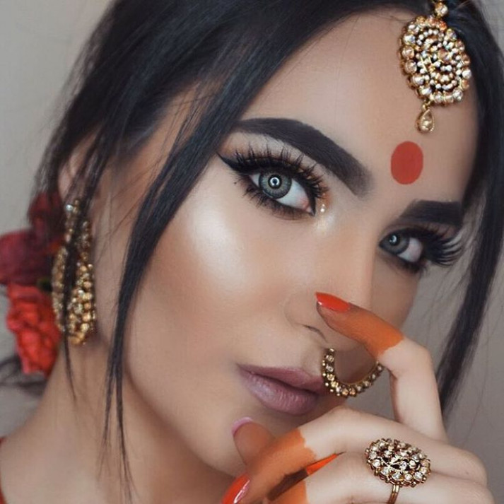 The 25+ best Bollywood makeup ideas on Pinterest ...