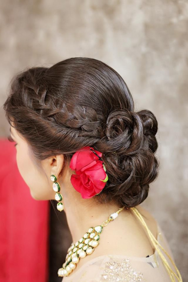 The 25+ best Indian hairstyles ideas on Pinterest | Indian ...