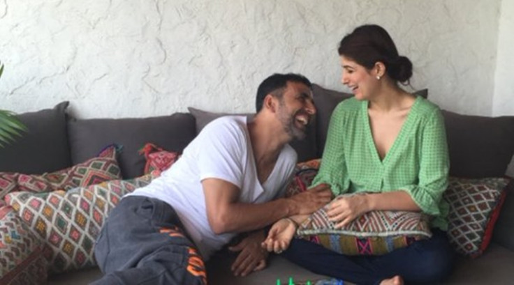 The cute love story of Bollywood's Khiladi