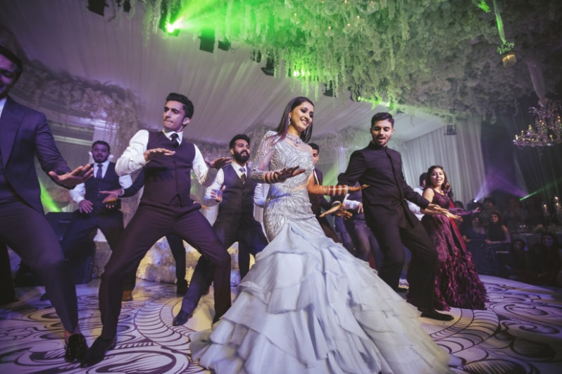 The Freshest Wedding Dance Songs from Bollywood