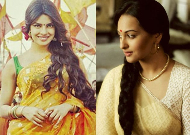 The gallery for --> Bollywood Retro Look Hairstyle