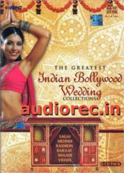 The Greatest Indian Bollywood Wedding Collection CD ...