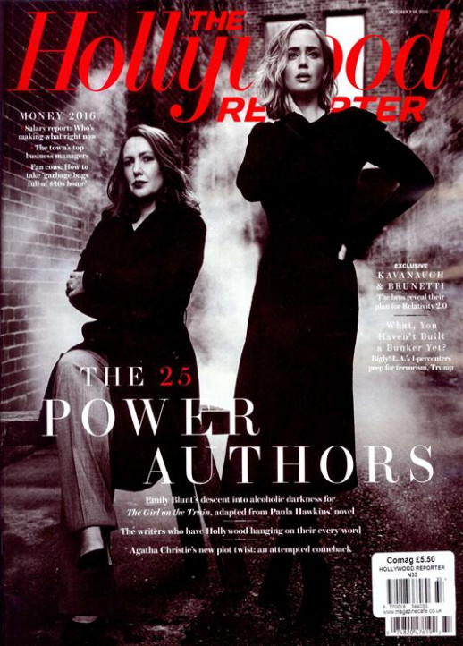The Hollywood Reporter Magazine Subscription | Buy at ...