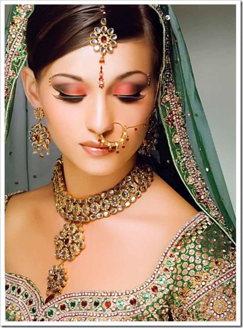 The Indian Bridal Eye Makeup - India's Wedding Blog ...