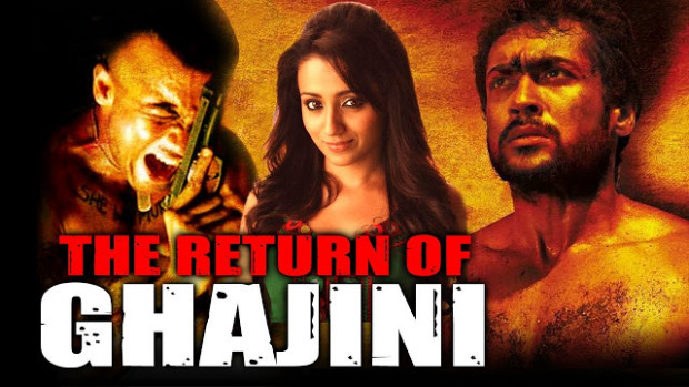 The Return Of Ghajini (Aaru 2005 ) 2018 Full Hindi Dubbed ...