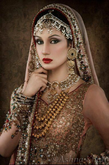 The Royal Indian Bride. | cultural | Pinterest | Royals ...