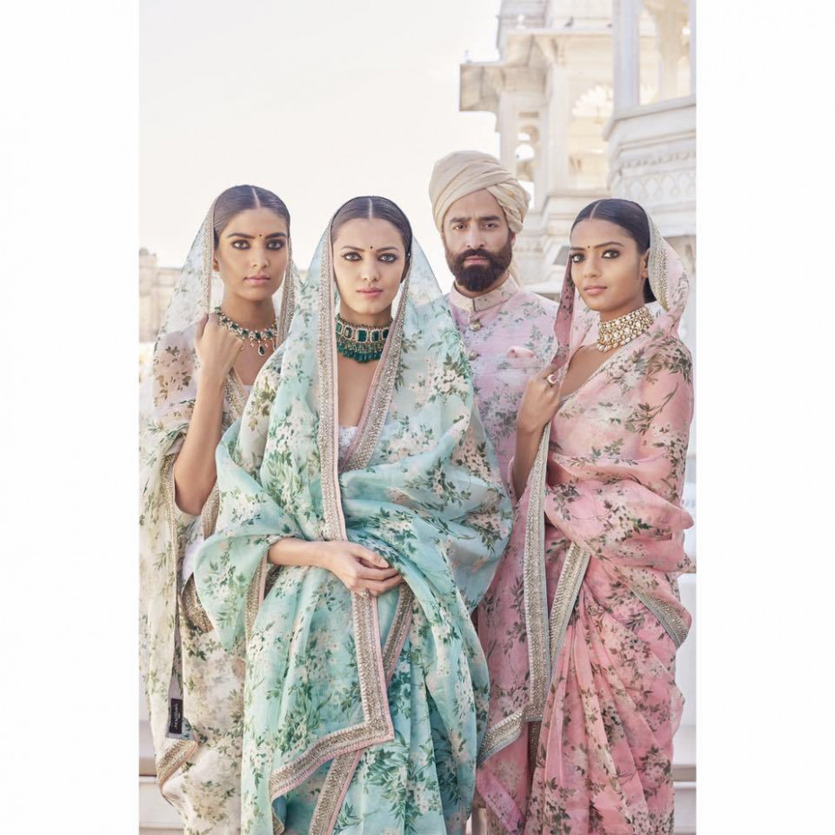 The Udaipur Collection. Spring Couture 2017 Wedding ...