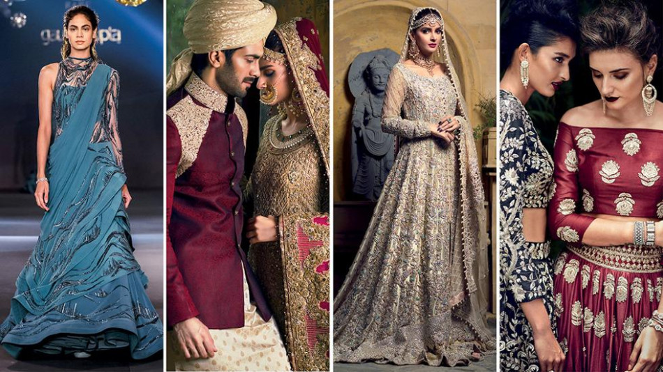 The ultimate bridal wear trends guide for 2018 - Friday ...