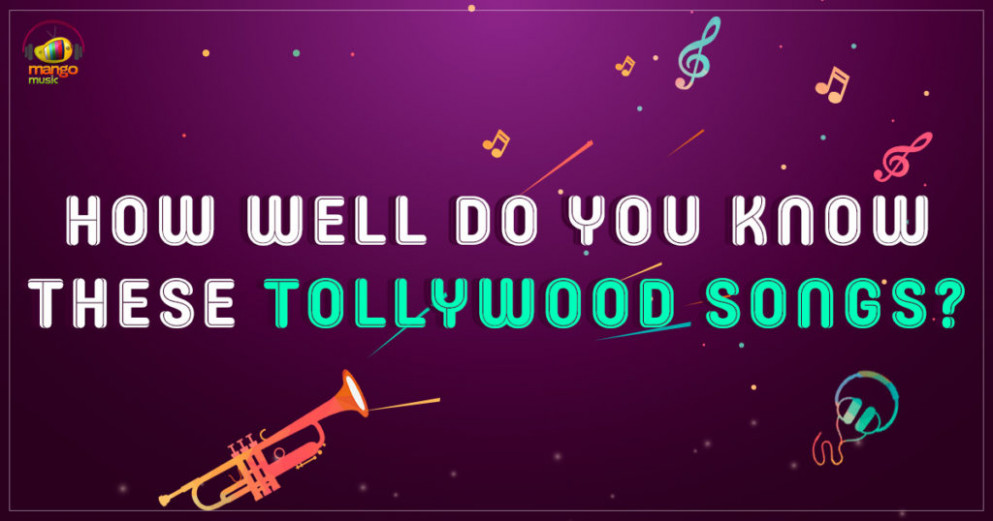 The Ultimate Tollywood Songs Quiz! | The Ultimate Telugu ...