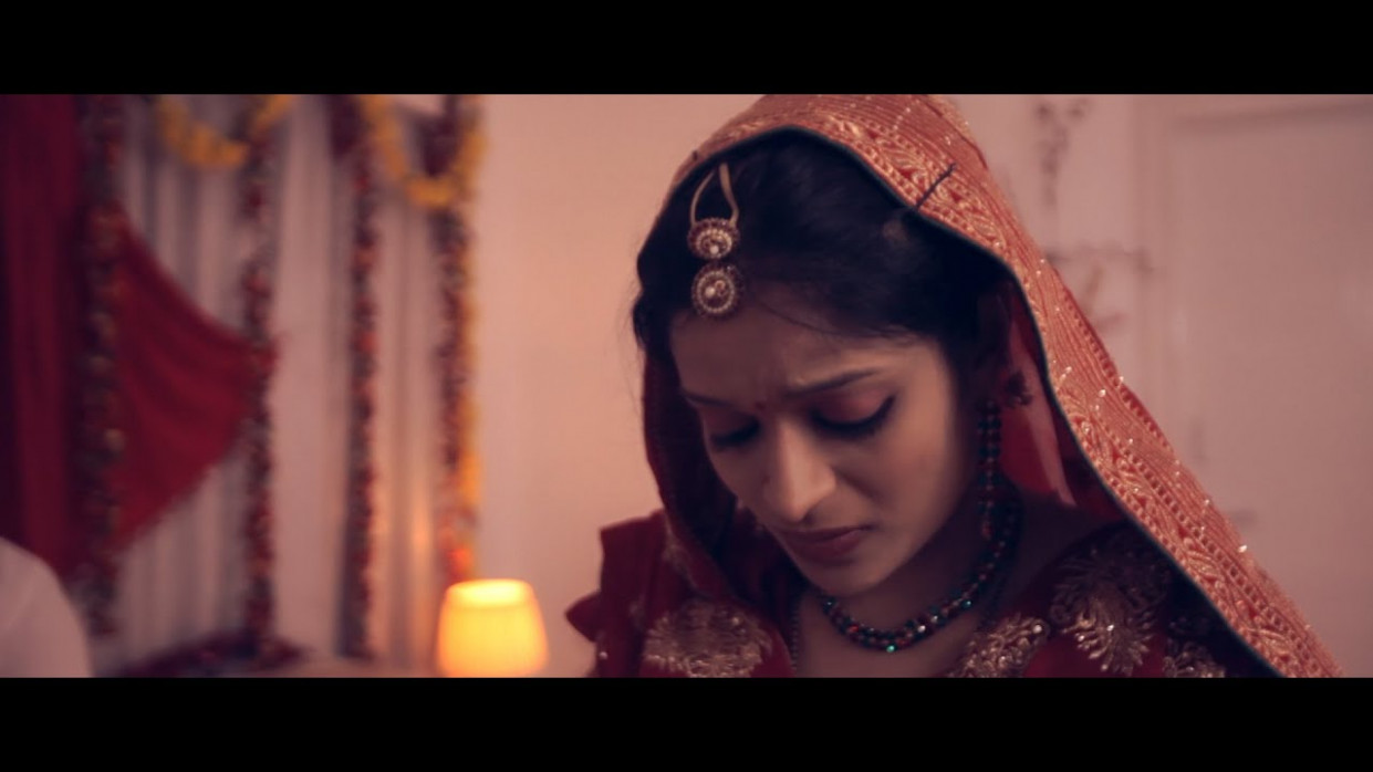 THE WEDDING SAREE - Hindi Short Film - YouTube