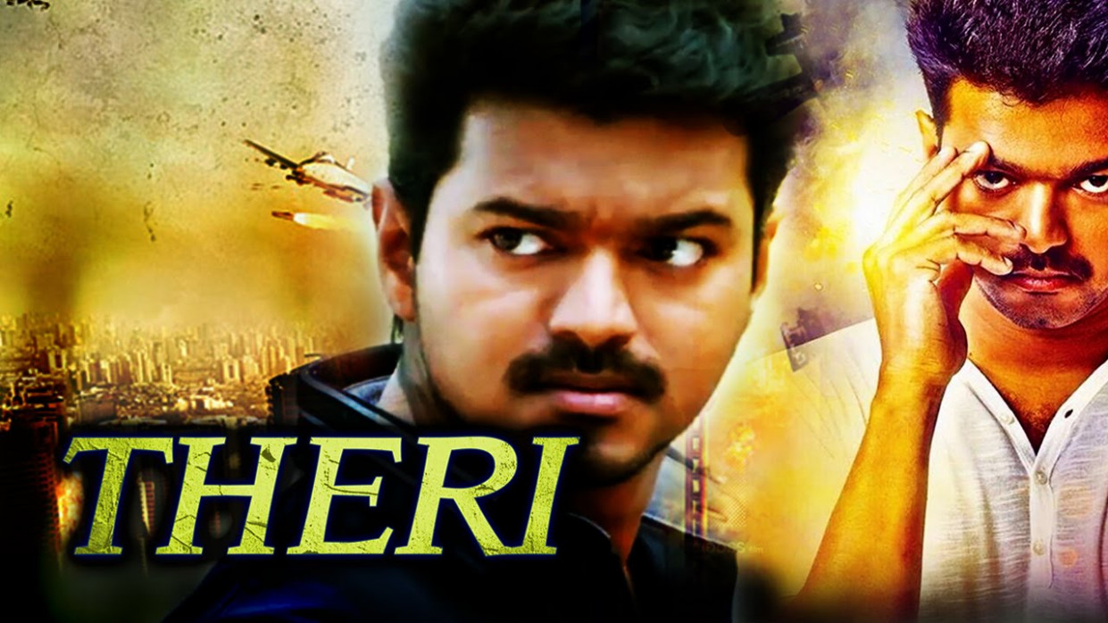 Theri Hindi Dubbed Full Movie | Watch Online Full Movies Free