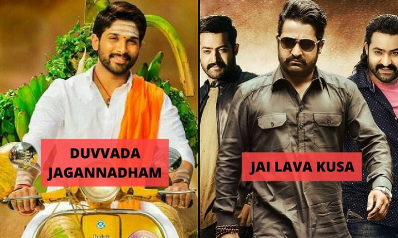These Are The Top Highest Grossing Tollywood Movies Of 2017