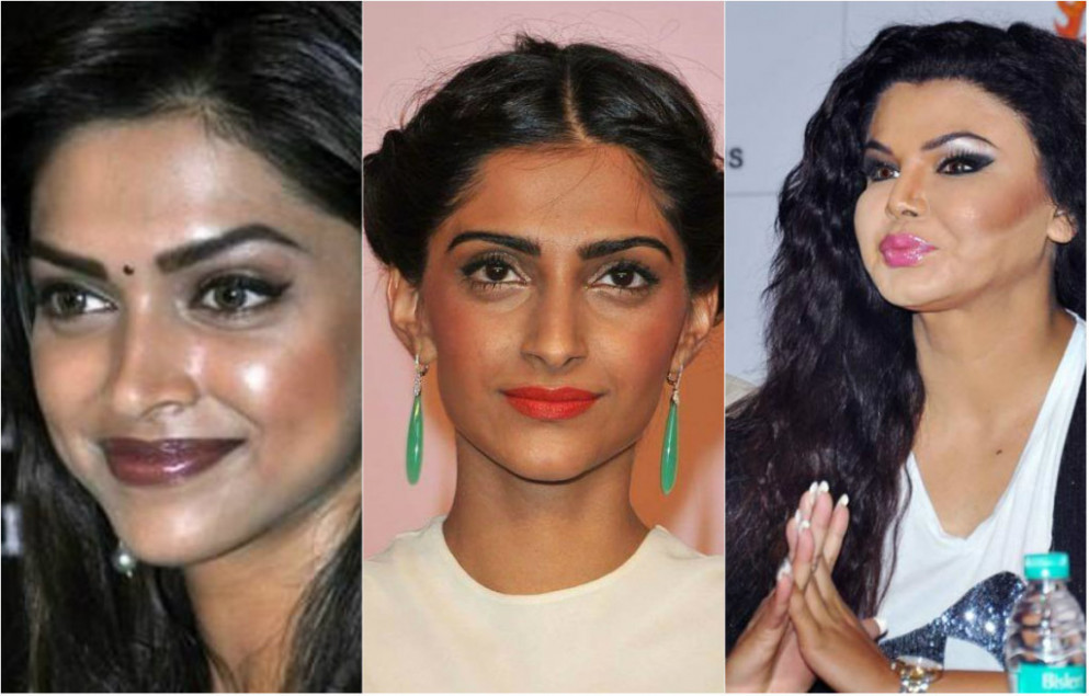 These Celebrities Should Fire Their Makeup Artist! Right ...