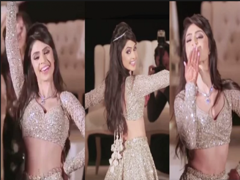 This NRI Bride Grooving To Popular Bollywood Mix Is The ...