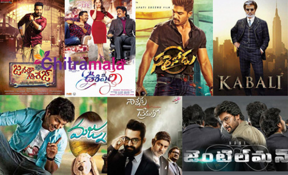 Tollywood 2016 - Telugu Movies Which Crossed Rs 100 Crore Club