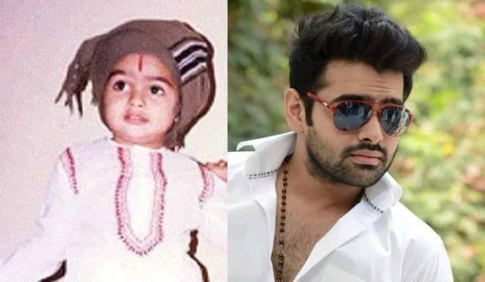 Tollywood Actors Childhood Photos