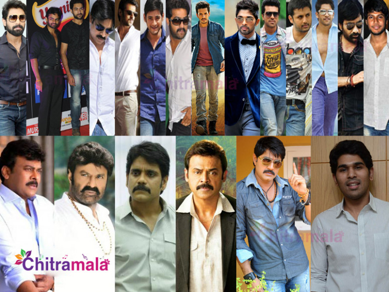 Tollywood Actors Height and Weight List