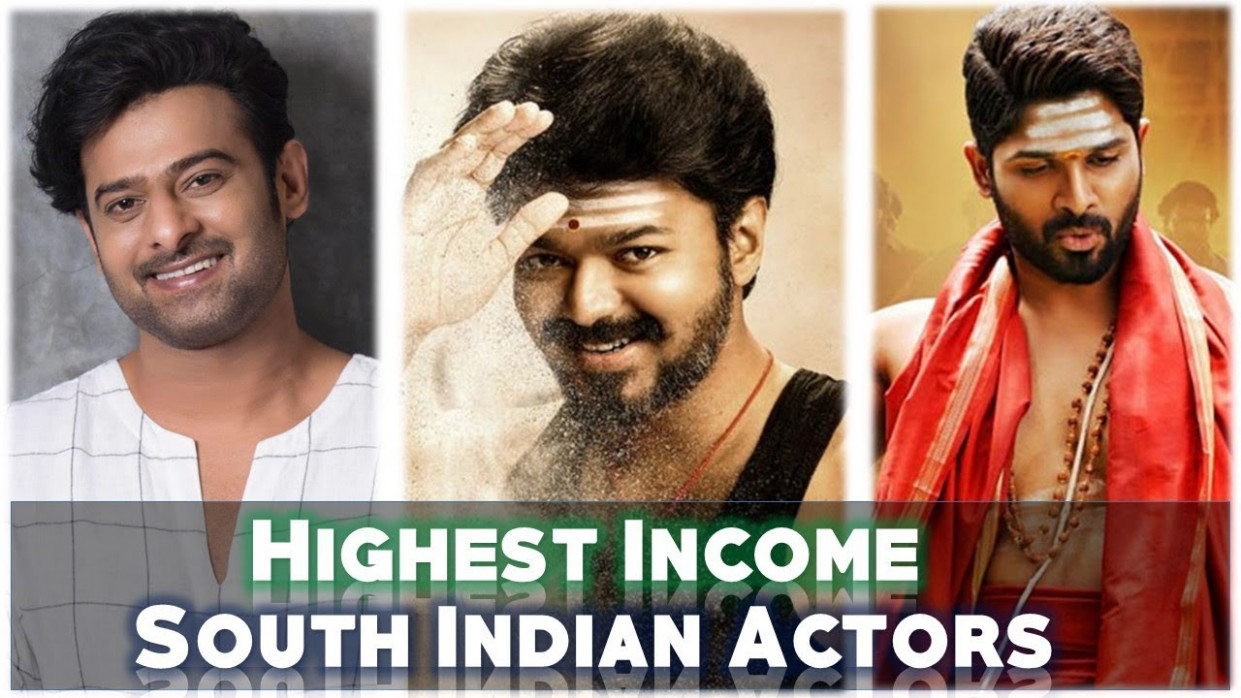 Tollywood Actors Salary - 21 Highest Paid Tollywood Actor ...