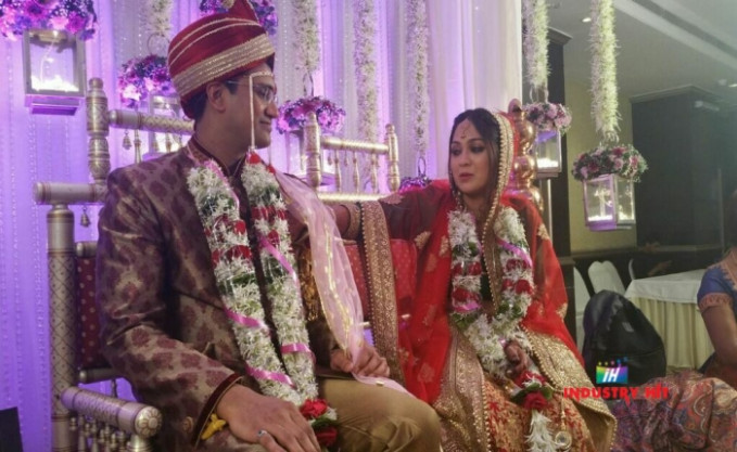 Tollywood actress Ankita Jhaveri Wedding