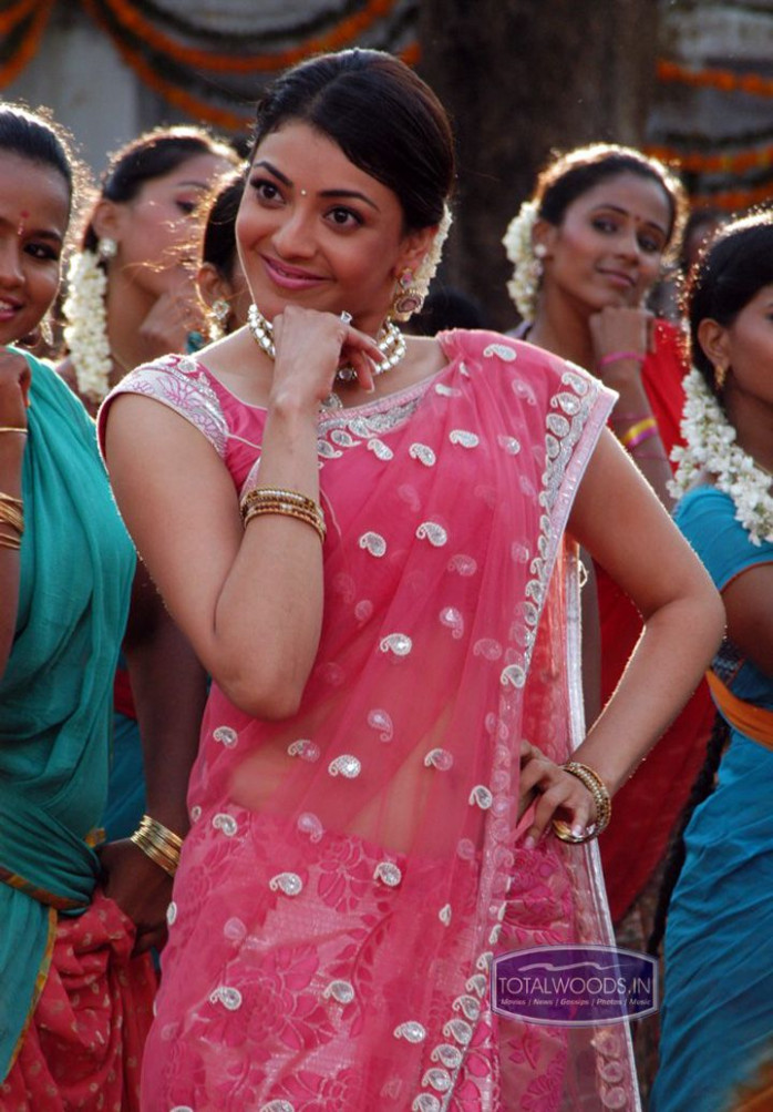 Tollywood Actress Cute Kajal Agarwal in Mr.Perfect ...
