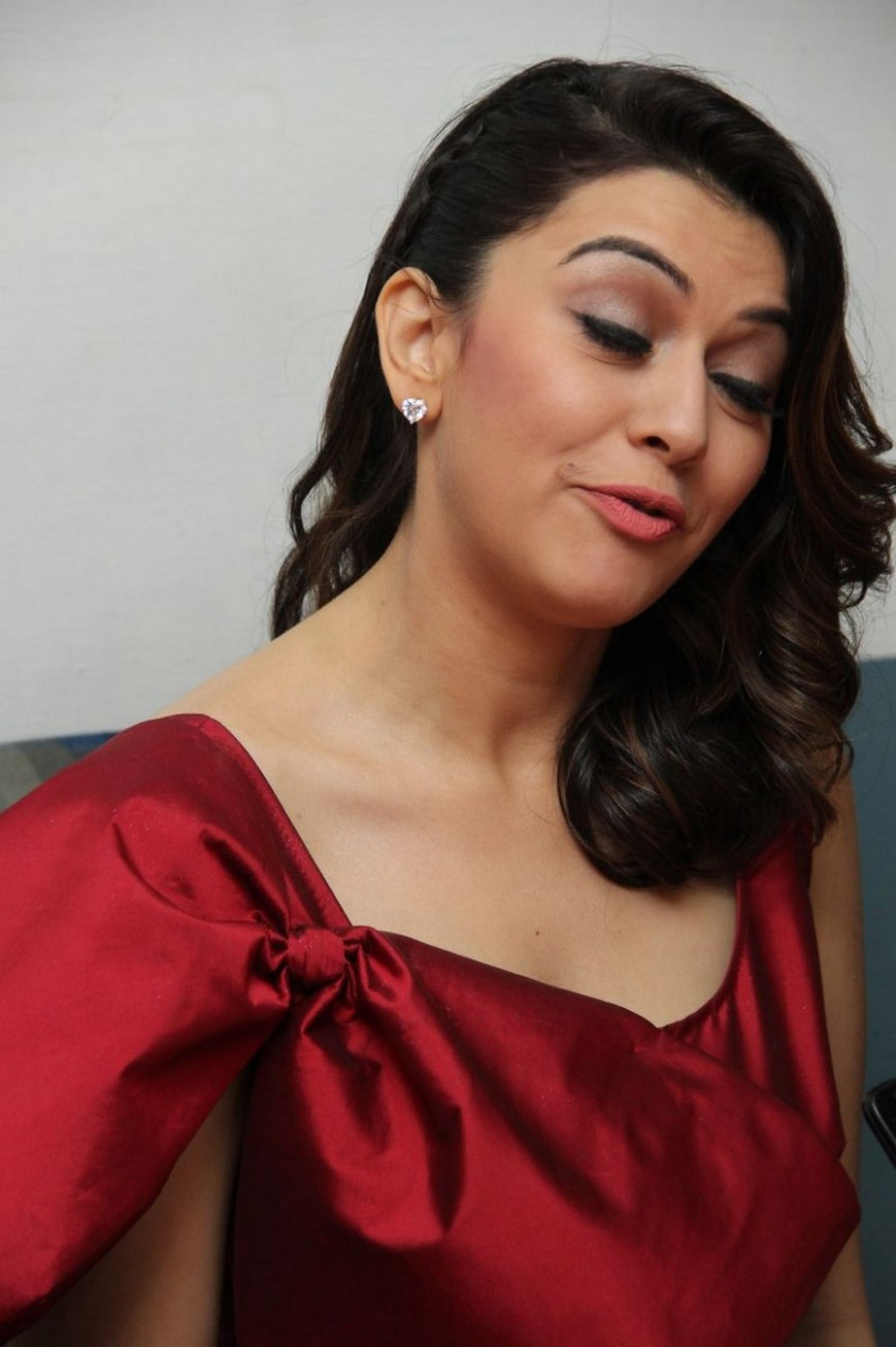 Tollywood Actress Hansika Latest Photos Stills