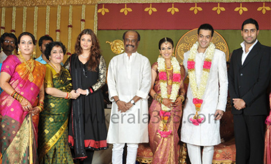 Tollywood Actress Soundarya Marriage Photos