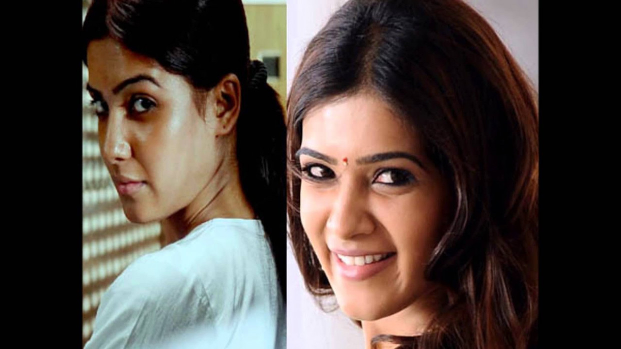 Tollywood Actress Without Makeup. - YouTube