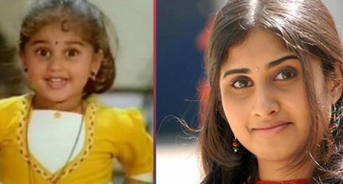 Tollywood Actresses Childhood Photos