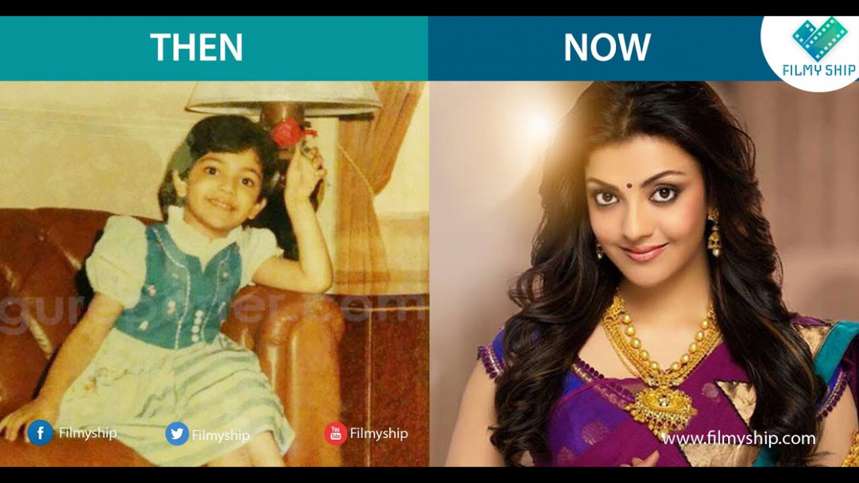 Tollywood Actresses Childhood Pictures - YouTube