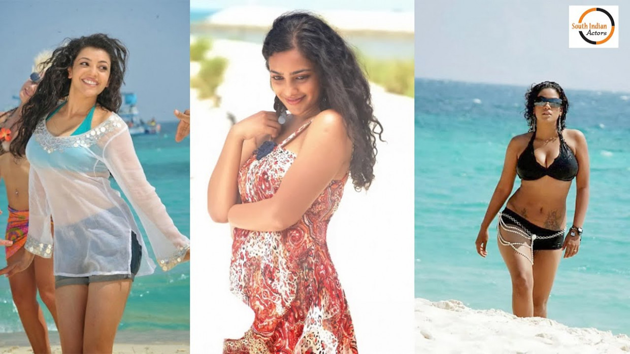 Tollywood Actresses Hot and Sexy Beach Photo Collection ...